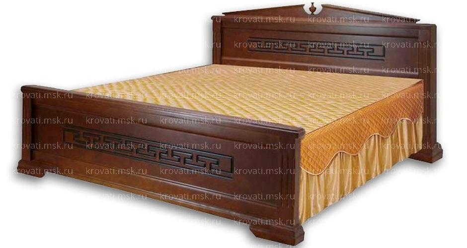 Кровать из сосны от производителя